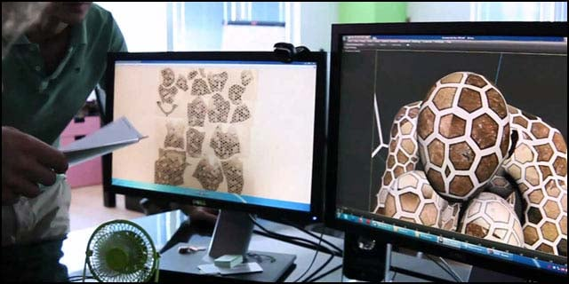 Videomapping 3D - makingof