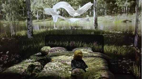 Ikea - Dream Room - Retail Futuro