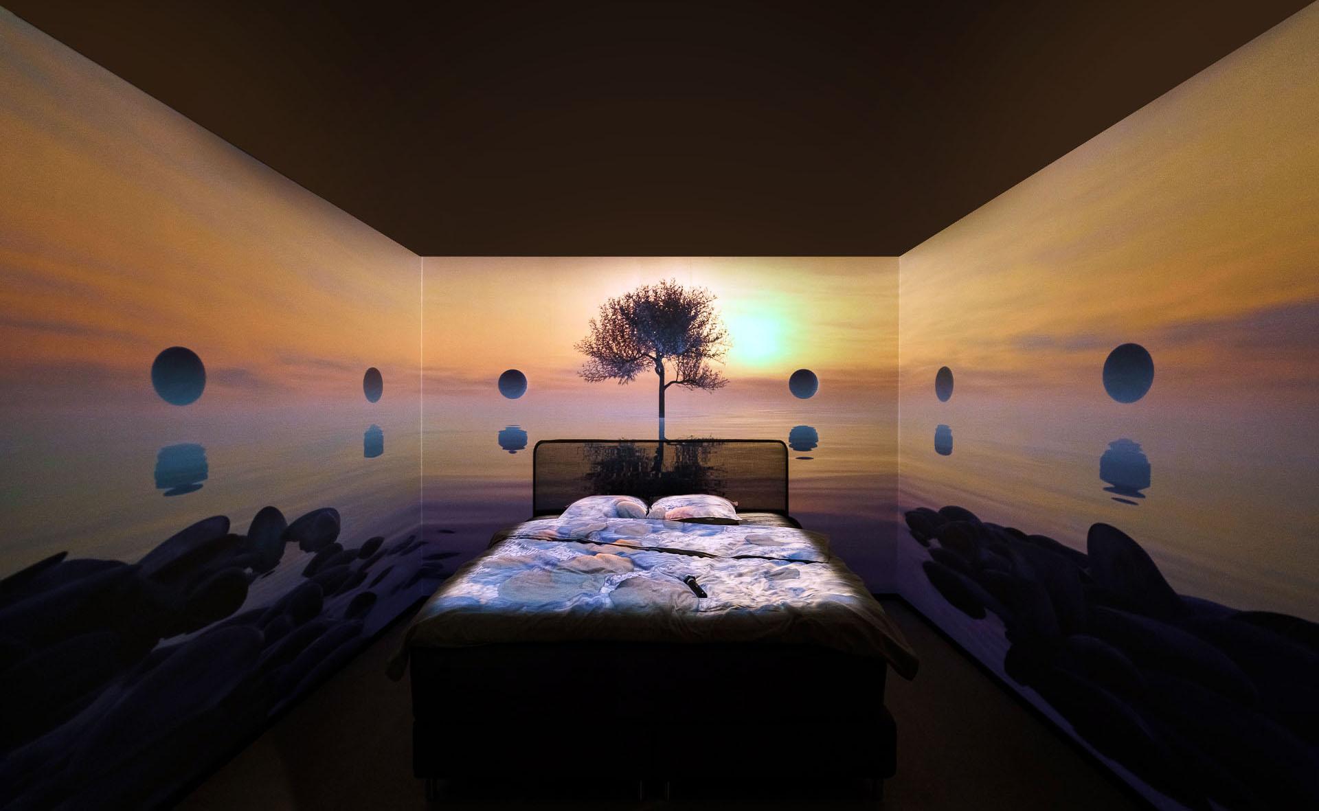 Ikea dream room - Retail futuro - slow shopping
